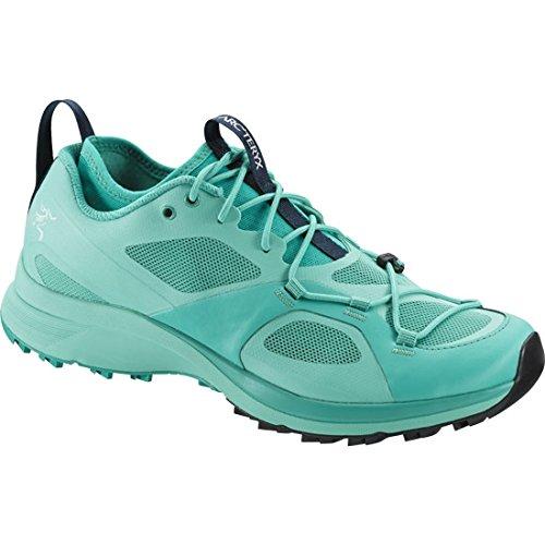 Arc'teryx Norvan VT Trail Running Shoe - Women's Caraibes/Blue Nights, US 8.0/UK 6.5