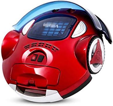 QHYY Mini Robot de Balayage Robot de Nettoyage Ultra-Mince entièrement Automatique Collecteur de poussière Intelligent Haute capacité Portable
