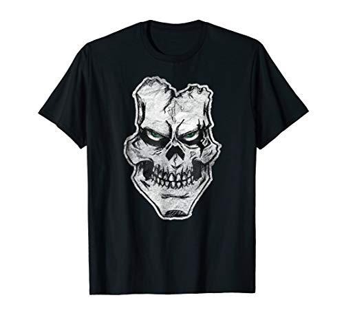 Creepy Ghoul Vintage T-shirt