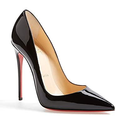 | 'So Kate' Pointy Toe Pump (6.5, Black) | Pumps