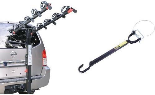Allen Sports Tension Bar Bicycle Cross Bar Adaptor Bike Rack Carrier Car Outdoor