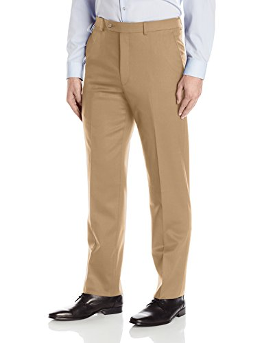 Hart Schaffner Marx Men's Ny Fit Flat Front Dress Pants, for sale  Delivered anywhere in USA