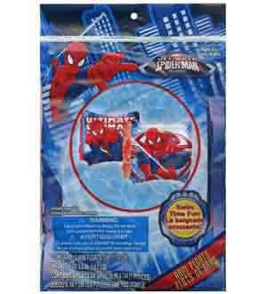 Spiderman Arm Inflatable Floaties 4.5 Ga (5 Unit/Pack) - - Spider Man Inflatable