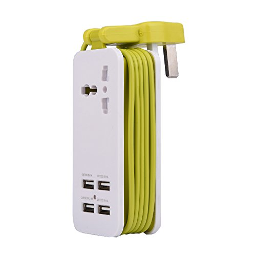 Charging Universal 100V 240V Extension Traveling