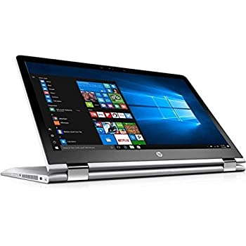 HP x360 2-in-1 Convertible Laptop 15.6 FHD Touchscreen, Intel Core i5-7200U, 8GB RAM, 128GB SSD, AMD Radeon 530 2GB Dedicated Graphics, Windows 10, ...
