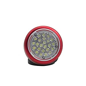 e568c0ef844 Ullman Devices RT2 LT Rotating Work Light - Magnetic Site Light with 24 LED  Bulbs