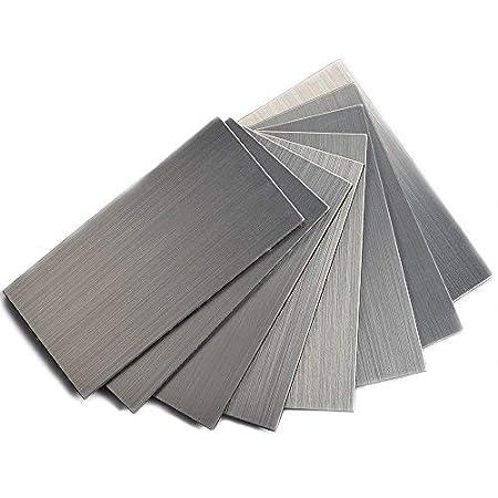 Wall Tiles for Kitchen Backsplash Yipscazo Backsplash Tiles Kitchen 12x12 Inch Per Sheet, Pack of 5