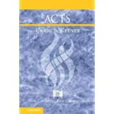 Acts (New Cambridge Bible Commentary)