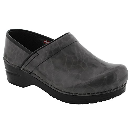 Sanita Women's Original Professional Cleo Limited Edition Clogs Grey cheap sale fashionable b4XVt