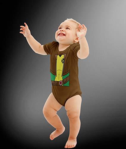 Baby Rogue Mutant Costume ()