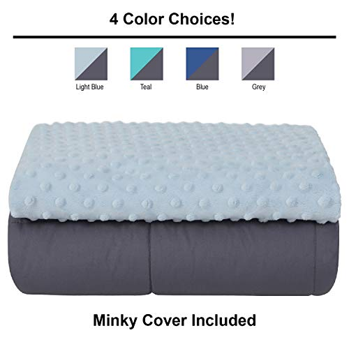 """Used, ALPHA HOME Weighted Blanket 20 lbs, 60""""x80"""" Heavy Blanket for sale  Delivered anywhere in USA"""