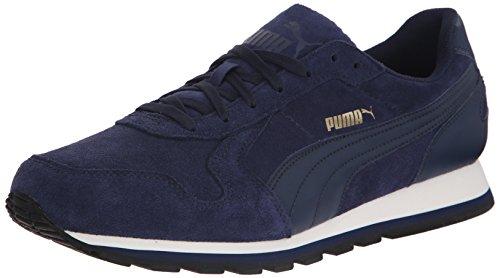 Puma Mens Strunnersd Løpesko Peacoat / Peacoat