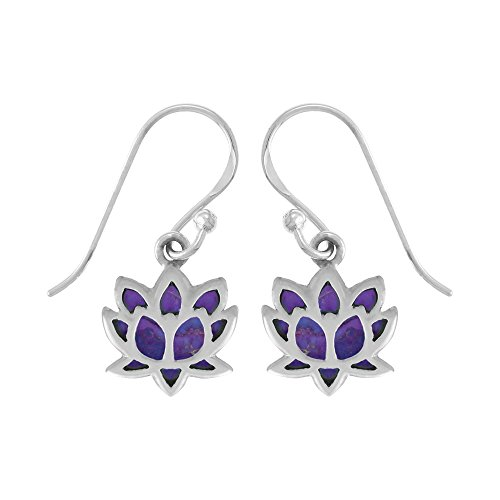 Boma Sterling Turquoise Blossom Earrings product image