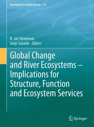 Global Change and River Ecosystems - Implications for Structure, Function and Ecosystem Services (Developments in Hydrob
