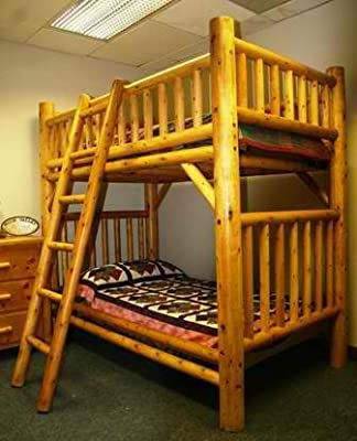 Moon Valley Rustic The Nicholas Bunk Bed