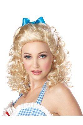 Sweet Farm Girl Wig (Blonde) Accessory -