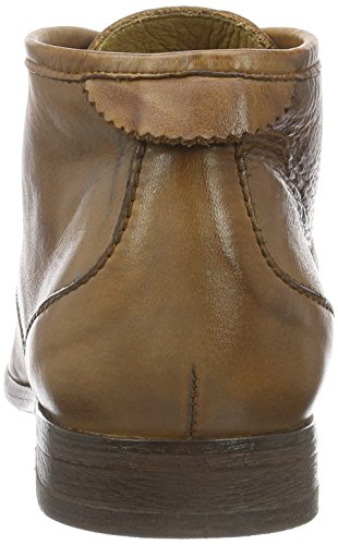 H By Hudson Mens Cruise Calf Chukka Boot Tan 3LLj5