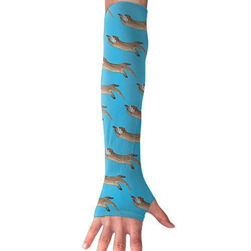 Significant Otter Sports Cooling Arm Sleeves Sun Block UV Protection Hands Arm Cover Long Arm Sleeve Glove For All Outdoor Activities Skin Protection