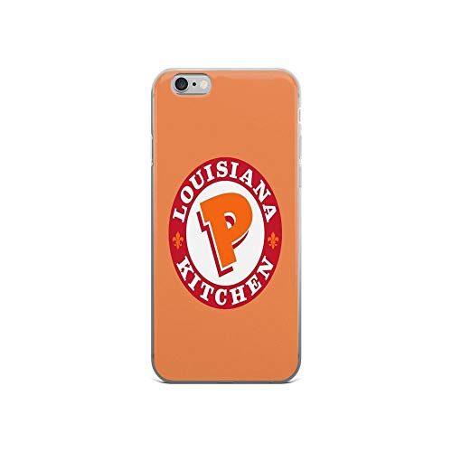 (iPhone 6 Case iPhone 6s Case Clear Anti-Scratch Popeyes Cover Phone Cases for iPhone 6/iPhone 6s, Crystal)