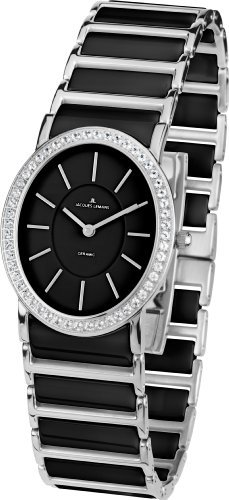 Jacques Lemans York 1-1819A Wristwatch for women With Ceramic Elements