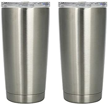 2-Pk. Member's Mark 20 oz. Vacuum Insulated Tumblers