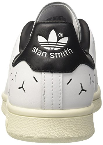 Sneaker White Elfenbein Footwear Stan Core Footwear Smith White Damen adidas Black nZgftt