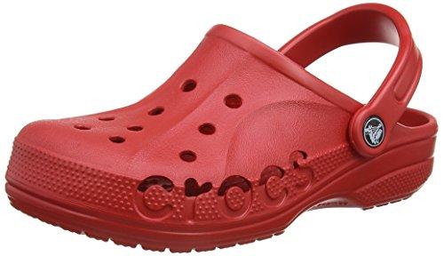 - Crocs Mens and Womens Baya Clog, Pepper, 10 US Women / 8 US Men