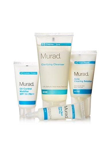 Murad 30 Day Acne 4-Piece Starter Kit