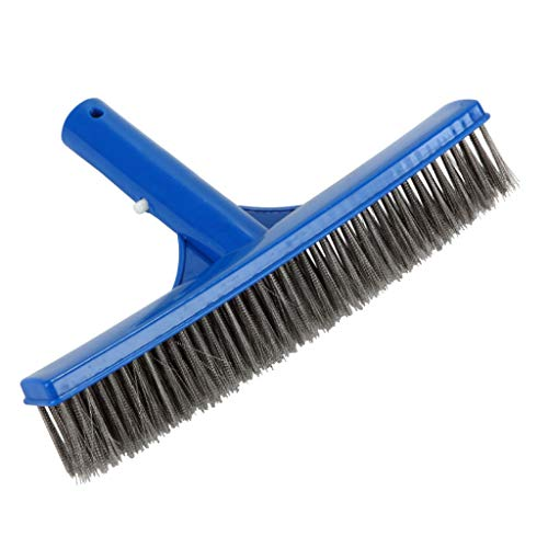 2019 New Pool Cleaning Brush 10-inch Algae Pool & Spa Brush...