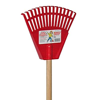 Emsco Group 9049-1 Childs Leaf Rake : Garden & Outdoor