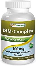 Dim Estrogen Blocker Review Benefits Side Effects