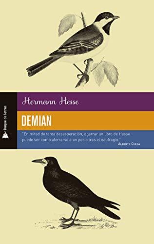 Demian (Buque de letras) de [Hermann Hesse]