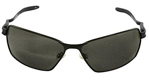 Optic Nerve Axel Polarized Sunglass (Shiny Black, - Sunglasses Nerve