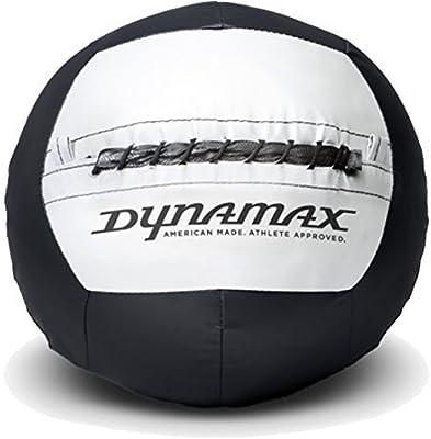 Escape Fitness 9 - Balón Medicinal (9 kg), Color Negro/Blanco ...