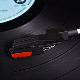 FonPeak Stereo Ceramic Phono Turntable Cartridge with Diamond Stylus Tip for many Vinyl LP Record Player