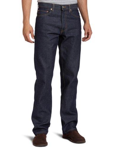 UPC 039307695770, Levi's Men's 505 Regular Fit Jean, Rigid, 40x32