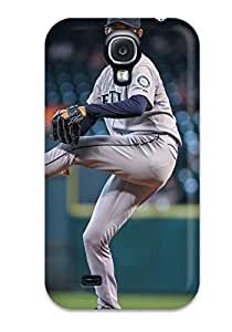 seattle mariners MLB Sports & Colleges best Samsung Galaxy S4 cases 1777050K671681586