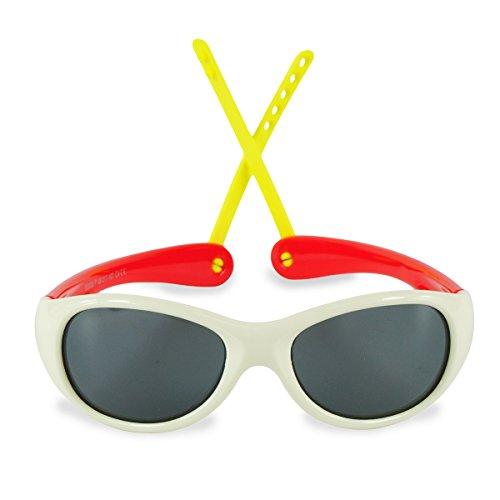 Boys Girls Kids 0-3 Years Old Toddler Polarized UV Protection Sunglasses NSS0701 - Zero Sunglasses