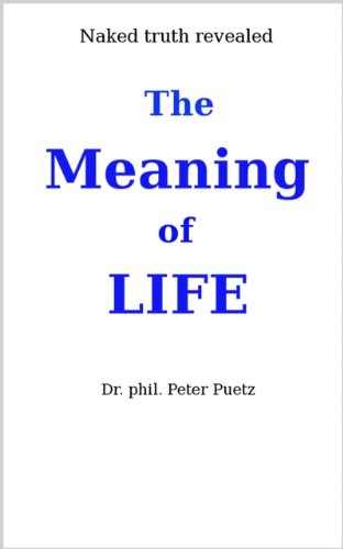 The Meaning of Life (20 cents)
