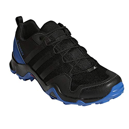 adidas outdoor Men's Terrex AX2R Black/Black/Blue Beauty 6 D US