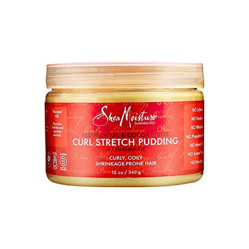 Red Cocoa (SheaMoisture Red Palm Oil & Cocoa Butter Pudding)