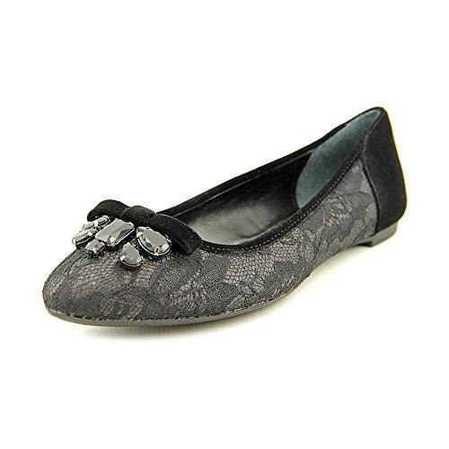 Alfani, Flache Sandalen Frauen Black Lace