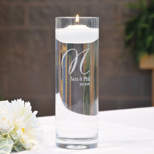 Personalized Monogramed 9