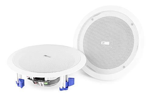 Power Dynamics CSBT80 Bluetooth Actieve Plafondspeakers