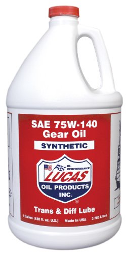 Synthetic Differential Oil - 8