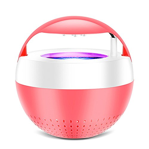 Jingjing1 Led Photocatalyst Mosquito Inhaler Silencer Indoor Home New USB Insect Killer (Red) by Jingjing1 (Image #6)