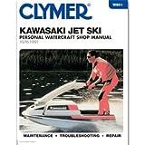 CLYMER KAWASAKI JET SKI 1976-1991 ''Prod. Type: Boat Outfitting''