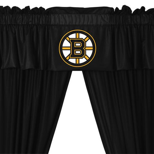 Boston Bruins Window Valance - 5