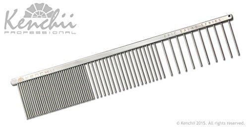 Panagenics Eric Salas Series 3 way grooming comb
