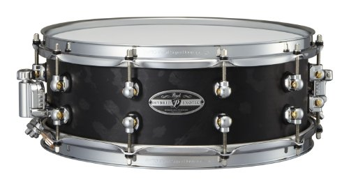 Pearl HEP1450 14 x 5 Inches Hybrid Exotic Snare Drum - VectorCast (Snare Hybrid)